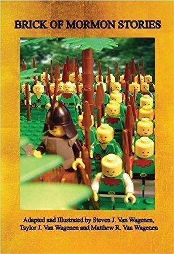Brick of Mormon Stories (LDS Book, Lego Illustrated) by Steven J. Van Wagenen (2008-08-02)