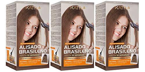 Kativa Keratina y Argán - Kit Alisado Brasileño...