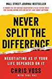 Real Estate Investing Books! - Never Split the Difference: Negotiating As If Your Life Depended On It