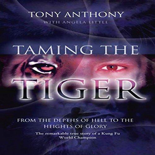 Taming the Tiger copertina
