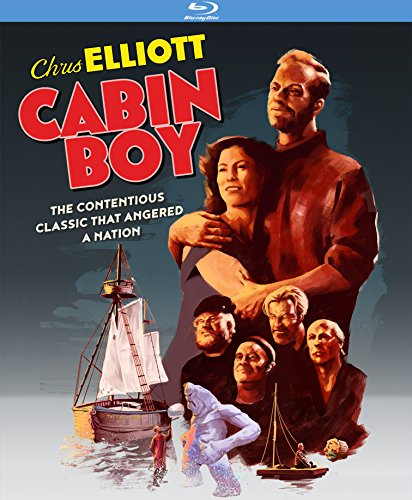 Cabin Boy [Blu-ray]