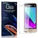 Conber Panzerglasfolie für Samsung Galaxy J1 Mini Prime, [1 Stück] 9H gehärtes Glas, Kratzfest, Blasenfrei, Hülle Fre&llich Hochwertiger Panzerglas Schutzfolie für Samsung Galaxy J1 Mini Prime