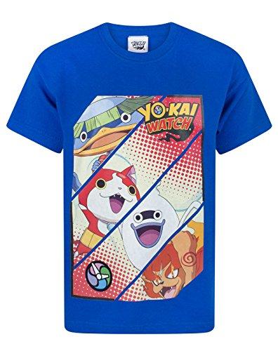Yo Kai Watch Panels Camiseta de niño (13-14 Years)