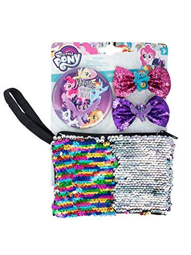 Joy Toy 95464 Cabello Accesorios con Bolsillo, Multicolor