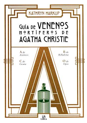 Guía de Venenos Mortíferos de Agatha Christie (Conocimiento Científico)
