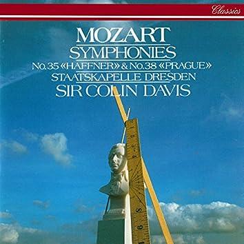 Mozart: Symphonies Nos. 35 & 38