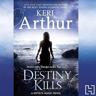 Destiny Kills cover art