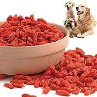 犬のおやつ・トッピングに赤い漢方(クコの実 20g)チベット産・無添加