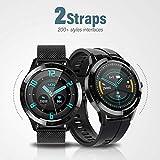 Zoom IMG-1 aimiuvei smartwatch orologio fitness uomo
