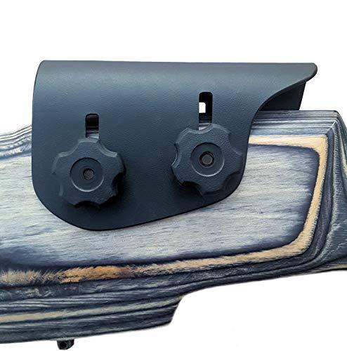 "Adjustable Kydex Cheek Rest Riser .125"" - CZ 455 TactiCool or Boyd"