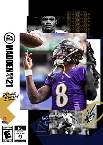Madden NFL 21 Deluxe - PC [Online Game Code]