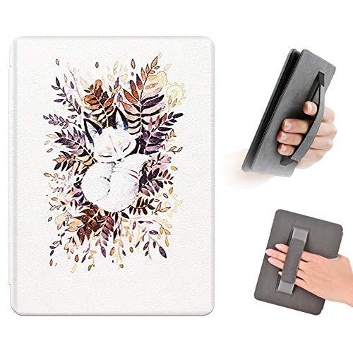 FSCOVER Étui de Protection pour Amazon Kindle Paperwhite (10ème génération - modèle 2018), Coque Housse Flip Fin etléger, Auto Réveil/Veille pour Amazon Kindle Paperwhite 2018