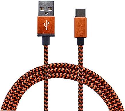 L-MEIQUN,Cavo di Ricarica e sincronizzazione USB Type Type C per XiaoMi(Color:Arancia) - Trova i prezzi più bassi