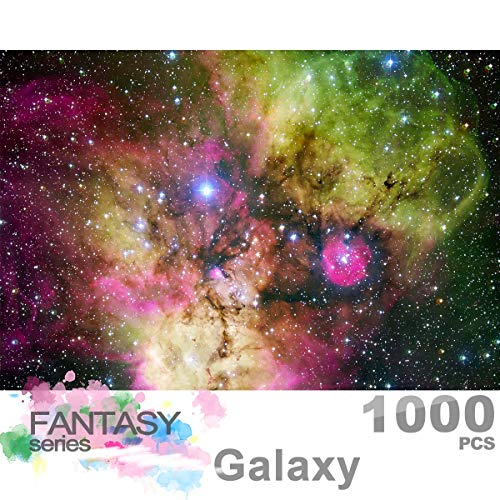 Ingooood- Jigsaw Puzzle 1000 Pieces- Fantasy Series- Galaxy_ IG-0344 Entertainment Toys for Adult Special Graduation or Birthday Gift Home Decor