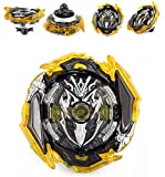 Battling Tops Toy Evolution Blade Turbo God Bey Games Accessories Bey Burst Gaming Toy SuperKing B-173 Infinite Achilles 7.Lp 1D High Performance 4D Spinning Top Master Battle Gyro Gift for Boys Teens