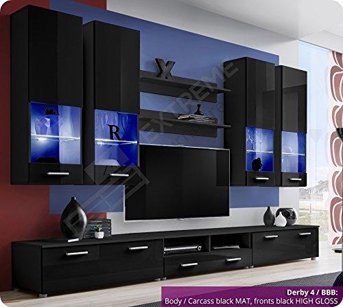 living room wall units amazon co uk rh amazon co uk
