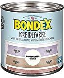 Bondex Kreidefarbe Charmantes Weiss - 0,5L - 386522