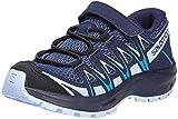 Salomon XA Pro 3D K, Zapatillas de Deporte, Azul (Blue Indigo/Kentucky Blue/Capri Breeze), 27 EU