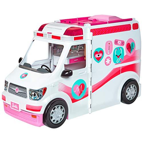Ambulance de Secours Clinique Soins Médical Barbie - 11