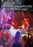 2013年11月14日 DESTROSE ONE-MAN LIVE!! at Shibuya O-WEST [DVD]