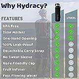 Zoom IMG-1 hydracy bottiglia d acqua grande