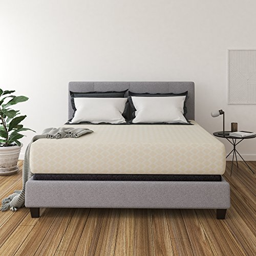 Ashley Furniture Signature Design - 12 Inch Chime Express Memory Foam Mattress - Bed in a Box - King - Firm Comfort Level - White