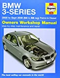 BMW 3-Series Petrol and Diesel Service and Repair Manual: 2005 to 2008 (Service & repair manuals) by Martynn Randall (7-Nov-2014) Hardcover