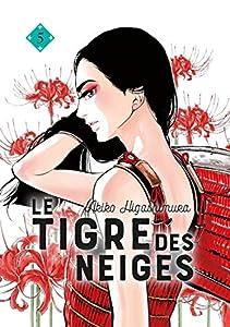 Le Tigre des Neiges Edition simple Tome 5