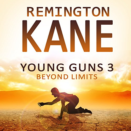 Young Guns 3 audiobook cover art