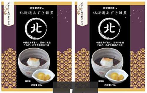 北海道あずき雑煮 ×2個