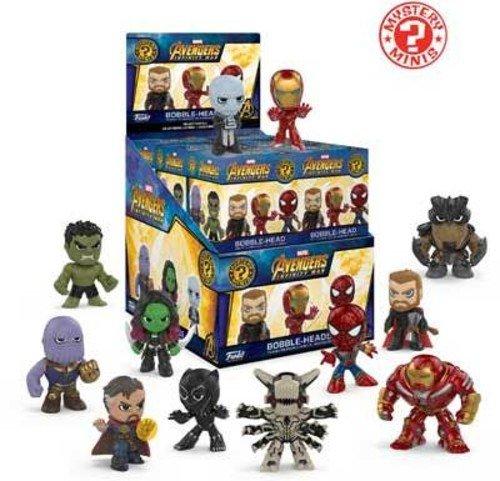Mystery Mini: Marvel: Avengers Infinity War: una figura al azar