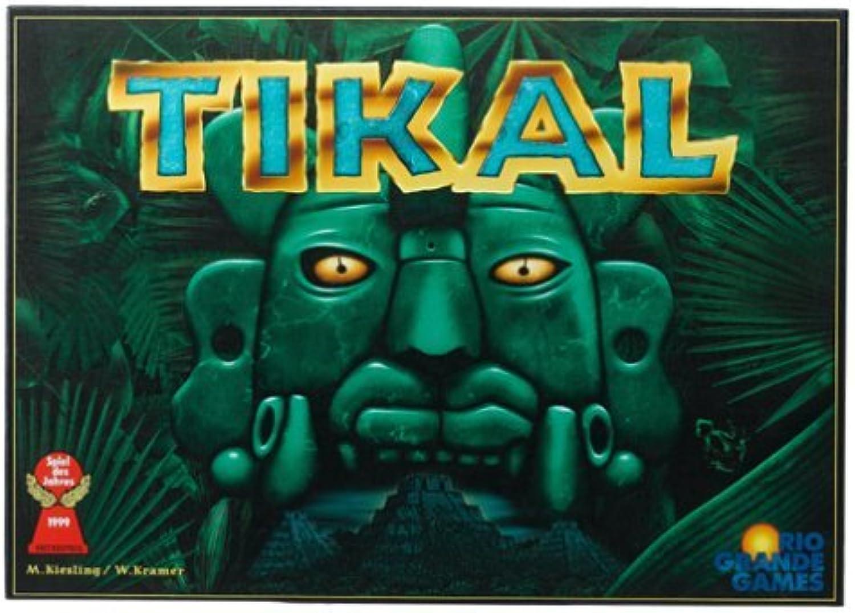 ahorre 60% de descuento Tikal by by by Rio Grande Juegos  protección post-venta