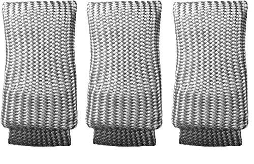 Consejos de soldadura y trucos Tig Finger Heat Shield (3 (paquete))
