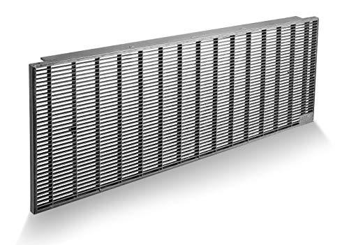K60 Lichtschachtrost 415 x 1040 mm/verzinkt (MW 30x10)