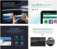 HONDA ODYSSEY 2015GPSナビゲーション用Android10.0カーステレオダブルディンヘッドユニット10インチMP5マルチメディアプレーヤーラジオビデオレシーバートラッカー4GWIFIDSPミラーリンク