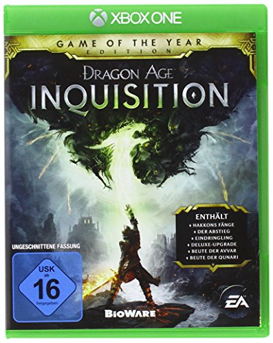 Electronic Arts Dragon Age™: Inquisition - Game of the Year Edition, Xbox One Game of the Year Xbox One Tedesca, Inglese videogioco