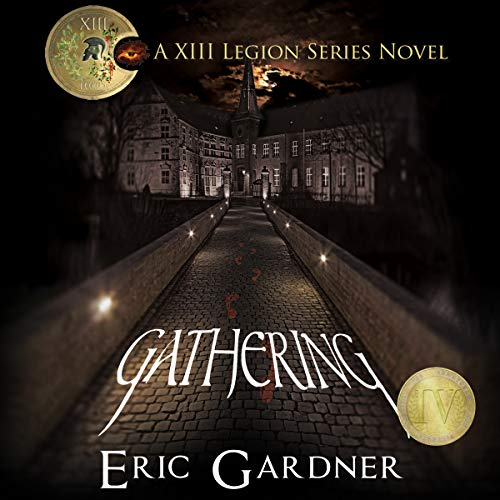 Gathering audiobook cover art