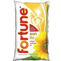 [Pantry] Fortune Sunlite Refined Sunflower Oil, 1L