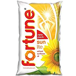 Fortune Sunlite Refined Sunflower Oil,