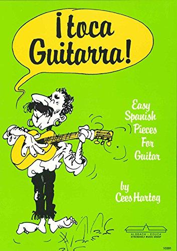 I Toca Guitarra - Gitaar - Boek een
