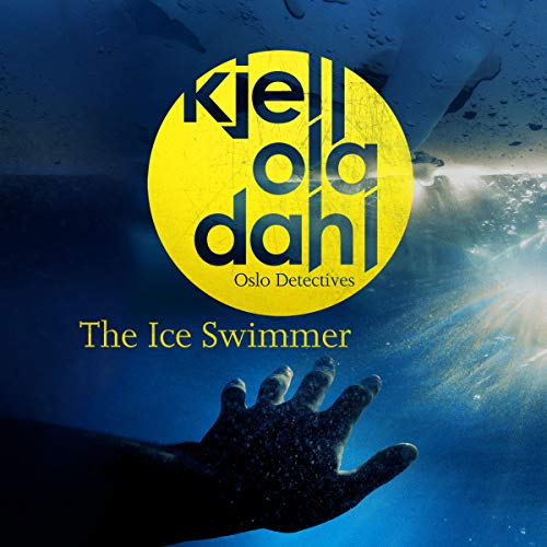 The Ice Swimmer audiobook cover art