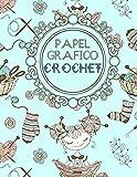 Papel Gráfico Crochet: Simple Costurera de...