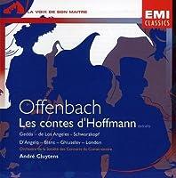 Contes D'Hoffmann - Gedda, D'Angelo, Schwarzko by Offenbach (2008-01-13)