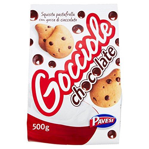 Pavesi Gocciole (500g) - 4er Pack of 500 g - [2,0 kg]