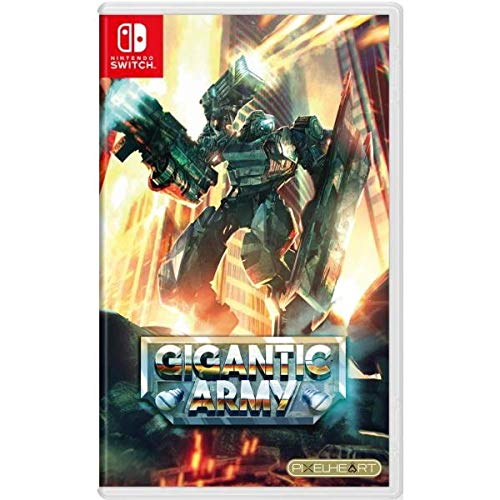 Gigantischer Army Game Switch