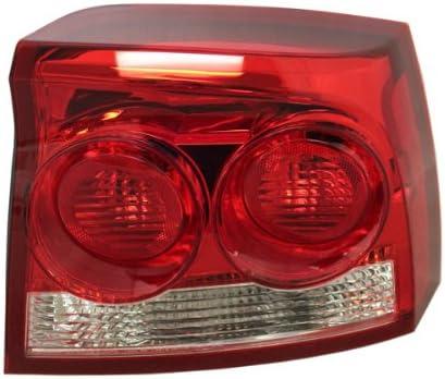 セール品 Koolzap For 09-10 Charger Taillight Taillamp La Light 舗 Rear Brake