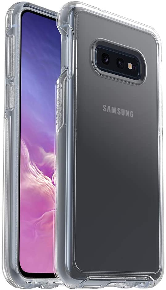 OtterBox SYMMETRY CLEAR SERIES Case for Galaxy S10e - Retail Packaging - CLEAR