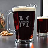 Oakmont Personalized Beer Pitcher (Custom Product)