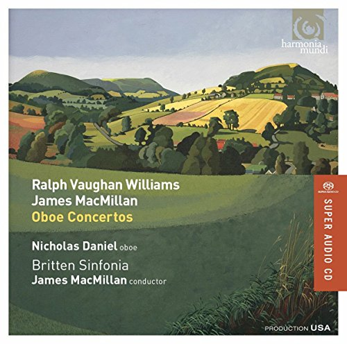 Vaughan Williams/Macmillan: Ob