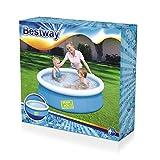 Zoom IMG-1 bestway piscine gonflable pour enfant